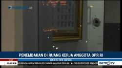 Polisi Temukan Dua Peluru Nyasar di Ruang Kerja Anggota DPR