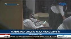 Pelaku Penembak Ruang Anggota DPR Diperiksa Polisi