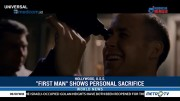 First Man Shows Personal Sacrifice