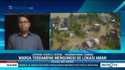 Banjir Meluas di Pasaman, Ribuan Warga Mengungsi