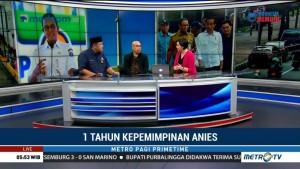 Setahun Pimpin DKI, Apa Kabar Program Unggulan Anies? (2)