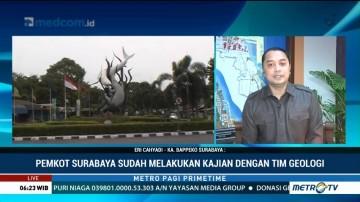Pemkot Surabaya Siapkan Langkah Preventif Bencana (1)