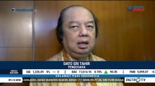 Tahan Penguatan Dolar, Dato Sri Tahir Tukar Dolar AS dan