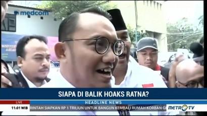 Polda Metro Jaya Periksa Dahnil Anzar