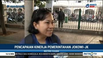Tanggapan Masyarakat soal Kinerja Pemerintahan Jokowi-JK