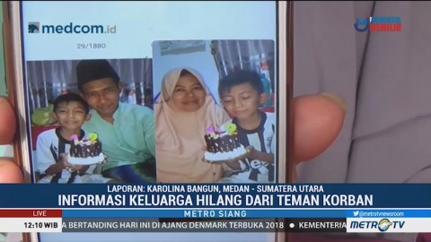 Satu Keluarga di Deli Serdang Diculik dan Dibunuh