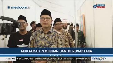 Muktamar Pemikiran Santri Nusantara Pertama Digelar di Yogyakarta