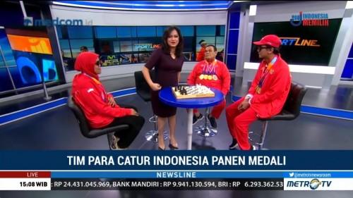 Tim Para Catur Indonesia Panen Medali (1)