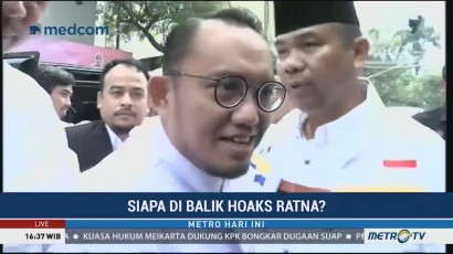 Diperiksa Polisi, Dahnil Anzar Dicecar Soal Pertemuan Ratna dengan Prabowo