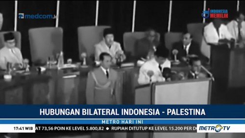 Jalinan Harmonisasi Indonesia-Palestina