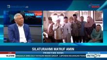 Makna Pertemuan Ma'ruf Amin dan Cak Nun di Mata Gus Choi