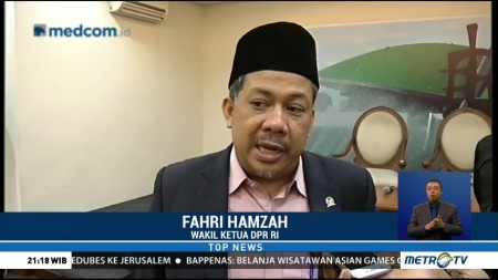 Fahri Hamzah: Sohibul Iman Tidak Memberi Definisi yang Baik