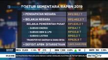 DPR Setujui Postur Sementara RAPBN 2019