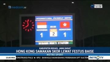 Timnas Indonesia Ditahan Imbang Hong Kong