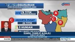 Penggusuran dan Penanganan Banjir Jadi PR Anies (1)