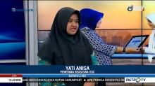 Kisah Yati Anisa Berjuang Meraih Beasiswa OSC