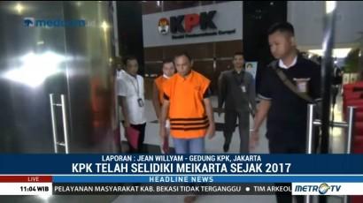 KPK Selidiki Kasus Suap Meikarta Sejak 2017