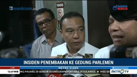 Dua Lubang Peluru Kembali Ditemukan di Gedung DPR