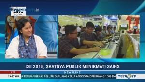 ISE 2018, Saatnya Publik Menikmati Sains (1)