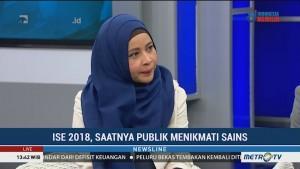 ISE 2018, Saatnya Publik Menikmati Sains (2)
