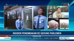 Polisi Jelaskan Kronologi Temuan Peluru di Ruang Kerja DPR Hari Ini