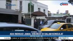 Polisi Turki Temukan Titik Terang Kasus Pembunuhan Jurnalis Arab Saudi