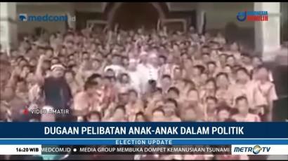 TKN Jokowi Minta Kasus Pramuka Teriak