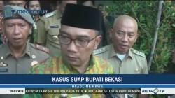 Ridwan Kamil Prihatin Bupati Bekasi Ditangkap KPK