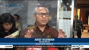 KPU Batal Beri Tanda Caleg Mantan Napikor