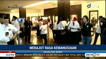 TKN Jokowi-Ma'ruf Gelar Pentas Seni untuk Warga NTB & Sulteng