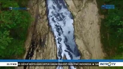 Jejak Hitam di Sungai Cileungsi (2)