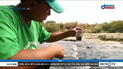 Jejak Hitam di Sungai Cileungsi (3)