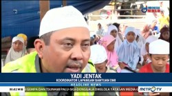 Dewan Masjid Indonesia Salurkan Bantuan ke Sulteng