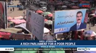 Afghan Conundrum: A Rich Parliament for a Poor People