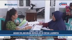 Disdukpencapil Kabupaten Jember Rekam KTP-el di Kantor Desa