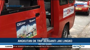 Ironi Sistem Transportasi Ibu Kota