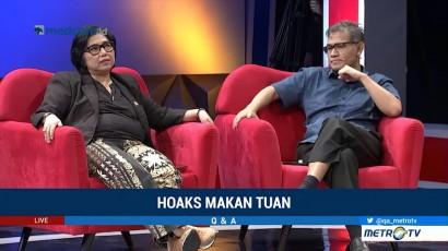 Highlight Q & A - Hoaks Makan Tuan