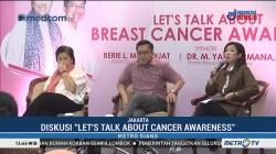 Media Group Kampanyekan Bahaya Kanker Payudara