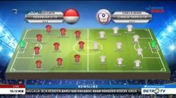 Diperkuat Egy, Ini Perkiraan Formasi Timnas U-19 vs Taiwan