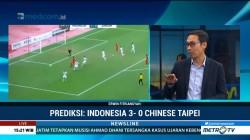 Timnas U-19 Diprediksi Menang Besar atas Taiwan