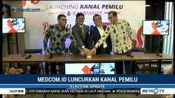 <i>Medcom.id</i> Luncurkan Kanal Pemilu 2019
