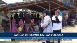 Media Group Bangun Sekolah Darurat di Sigi