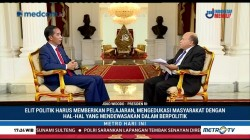 Jokowi: Jangan Sampai Kita Terjebak pada Hoaks dan Saling Fitnah