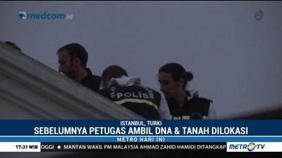 Tim Kepolisian Turki Periksa Kantor Konsulat Selama 9 Jam