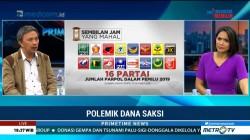 Pro Kontra Dana Saksi Pemilu dari APBN