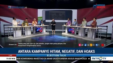 Antara Kampanye Hitam, Negatif dan Hoaks (2)