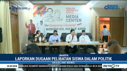 TKN Jokowi-Ma'ruf Laporkan Dugaan Pelibatan Anak dalam Kampanye
