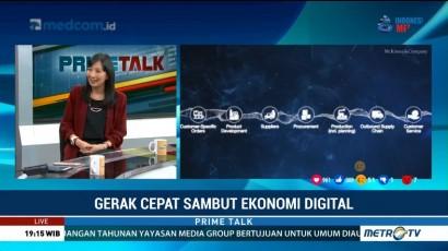 Riset McKinsey: Indonesia Kedepannya Perlu 13 Juta Manajer Digital