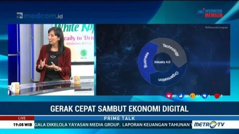 20 Juta Pekerjaan akan Hilang di Era Ekonomi Digital