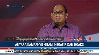 Antara Kampanye Hitam, Negatif dan Hoaks (5)
